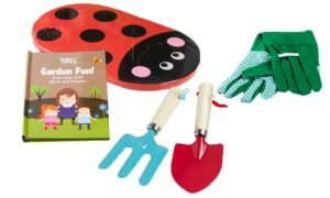 Garden Tools & Book Set – Little Hands