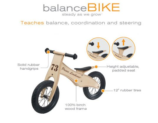 Prince Lionheart Balance Bike One