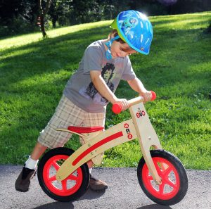 Zum-CX Wooden Balance Bike New